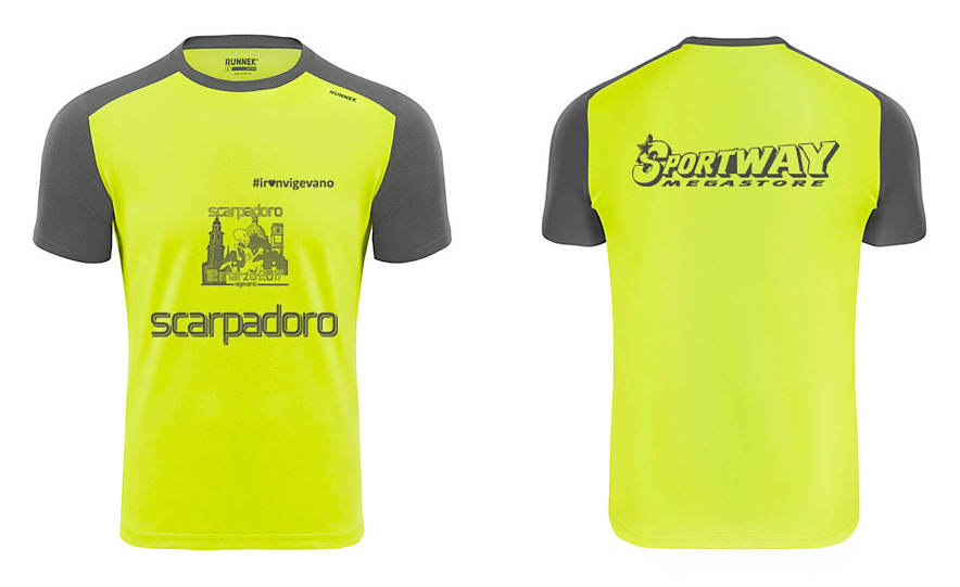 La maglia ufficiale della Scarpadoro 2017!