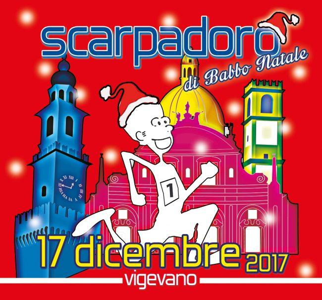 4^ Scarpadoro di Babbo Natale: venerdì 1° dicembre apertura iscrizioni!