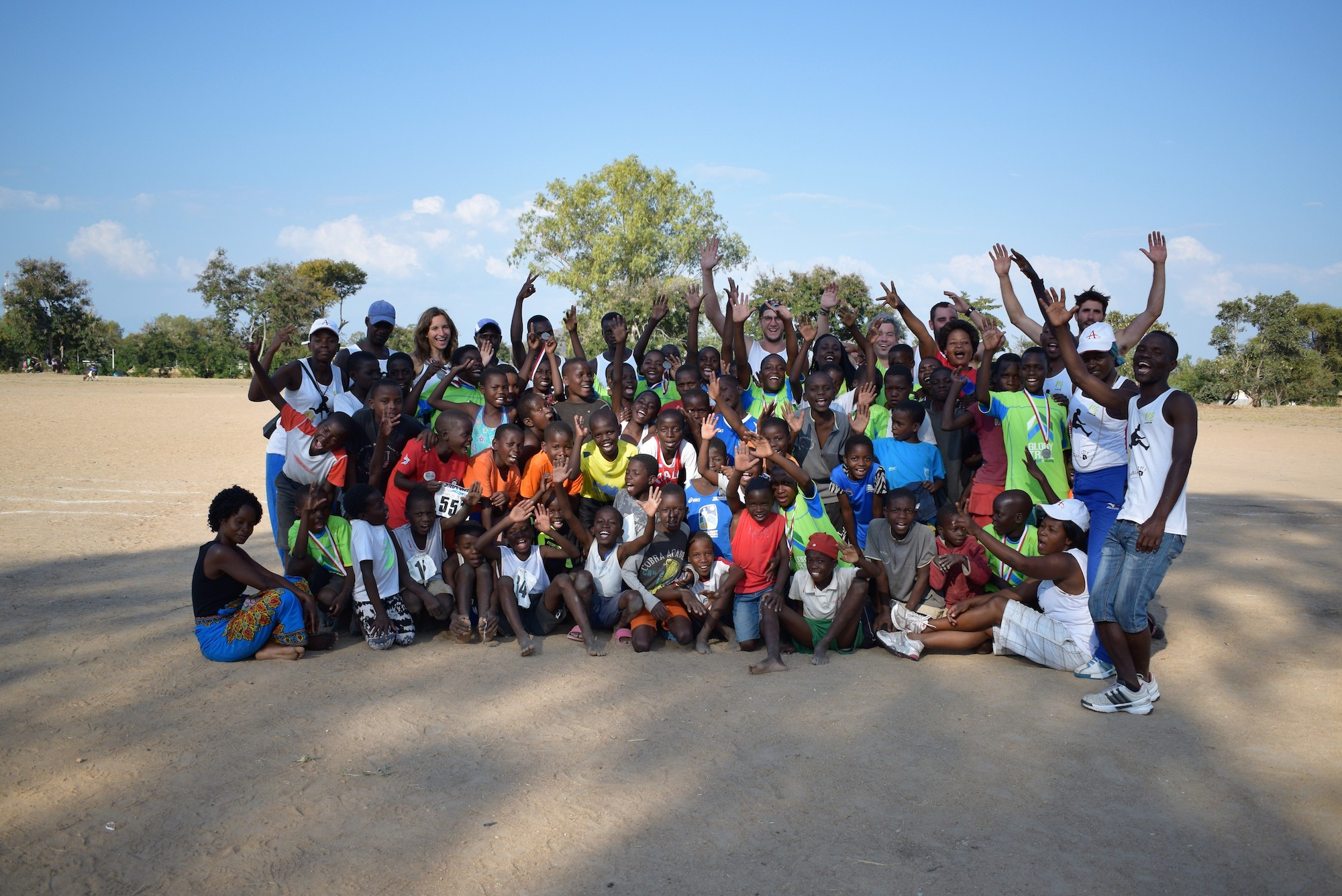 La Scarpadoro di Babbo Natale dona 1000 euro a Africa Athletics!