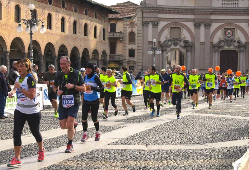 Domenica si corre a Vigevano la 12^ Scarpadoro Half Marathon!