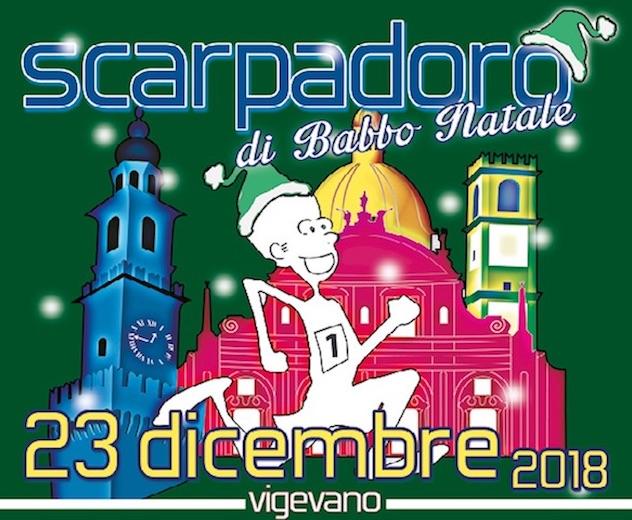 Scarpadoro di Babbo Natale…23 dicembre, stiamo arrivando!