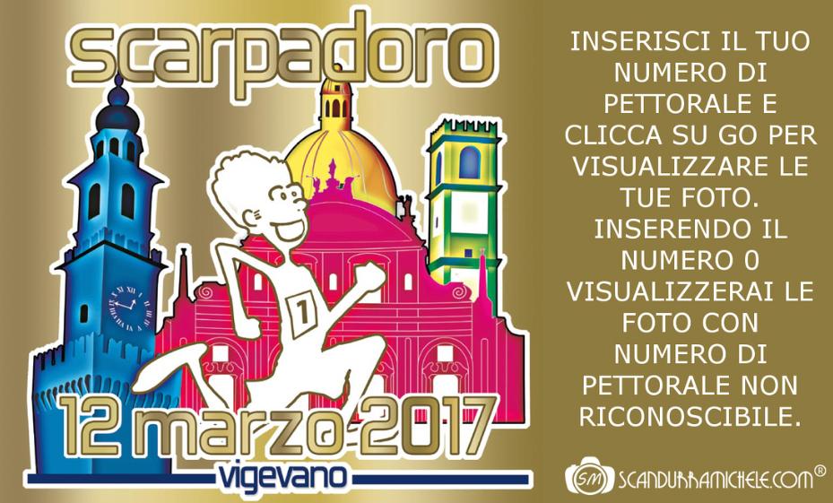 Le foto ufficiali Scarpadoro 2017!