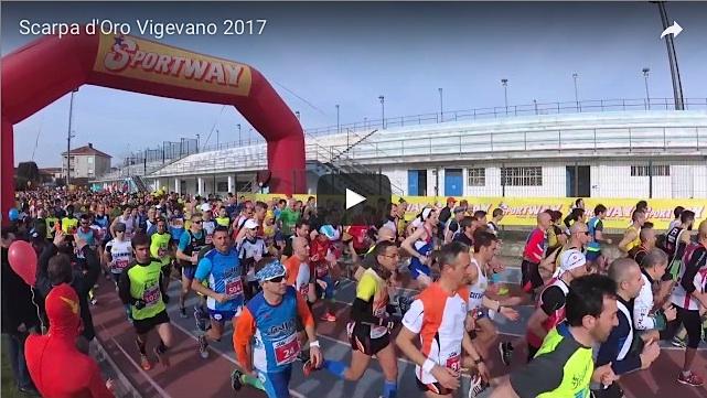 Il video della Scarpadoro 2017!